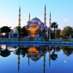 La Mosquée bleue ou Sultanahmet Camii